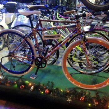 Cubicatura biciclette